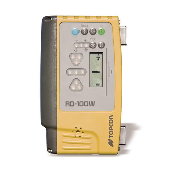 Topcon RD-100W Display